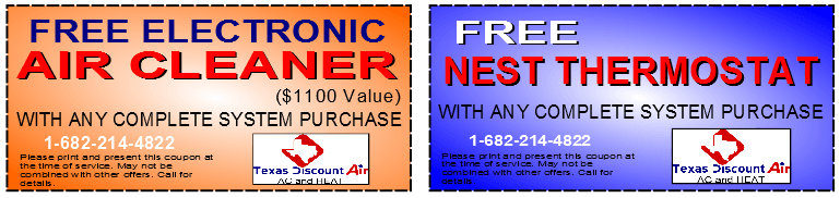Heating Repair Experts and Replacement Coupon