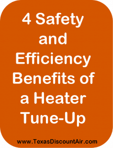 Fort Worth Heater Tune Up