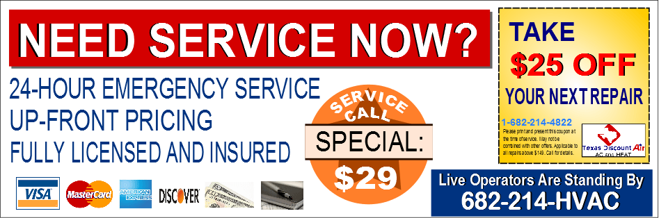 Coupon Air Conditioning Discount Repair Coupon